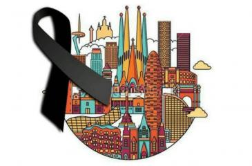 Nos unimos al Dolor y el Duelo de las Víctimas de Barcelona y Cambrils