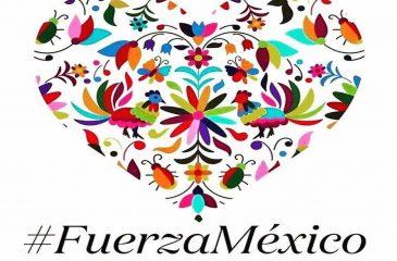 Ayuda a México…. Cada Segundo Cuenta