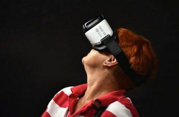 Realidad Virtual para Disminuir el Miedo a la Muerte