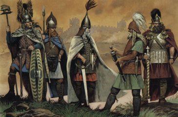 Pequeña Historia de la Cultura y  Ritos Funerarios de los Celtas